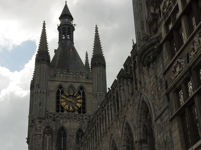 Cathedrale St Martin Ypres