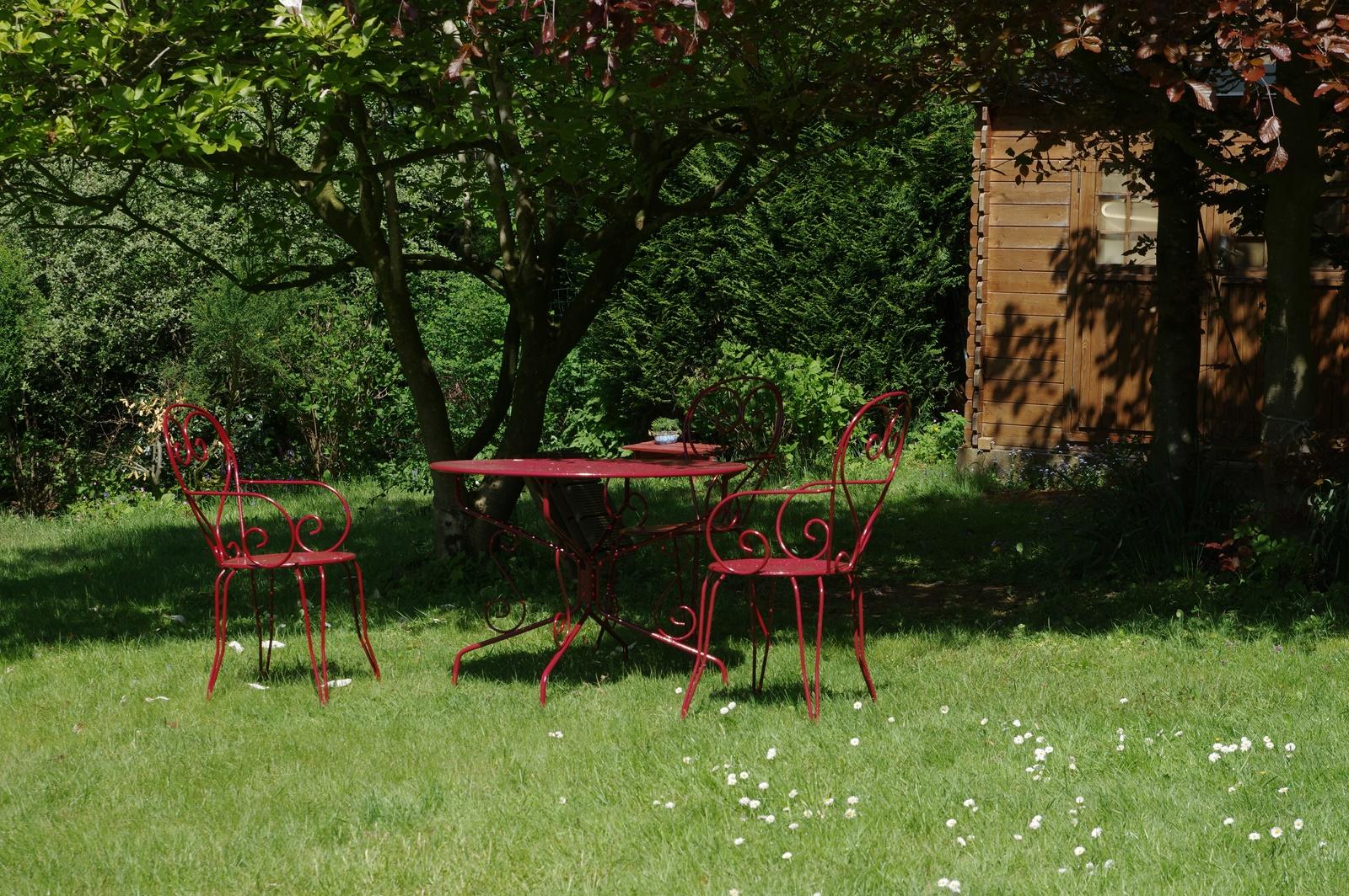 Jardin paysager éco-responsable
